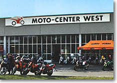 Moto-Center West AG in 9015 St. Gallen