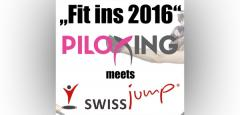 """Fit ins 2016"" Piloxing® meets Swissjump®"