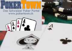 PokerTown - Schweizer Poker Portal & Community