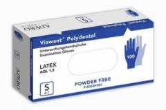 Latexhandschuhe Viawant Polydental