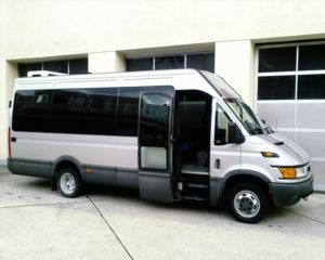Airport Transfer Bus-Taxi Bus Rental Shuttle